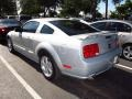 2007 Satin Silver Metallic Ford Mustang GT Premium Coupe  photo #3