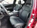 Black Front Seat Photo for 2008 Lexus IS #66847160