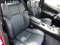 Black Front Seat Photo for 2008 Lexus IS #66847196