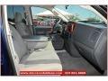 2006 Patriot Blue Pearl Dodge Ram 1500 SLT Lone Star Edition Quad Cab  photo #28