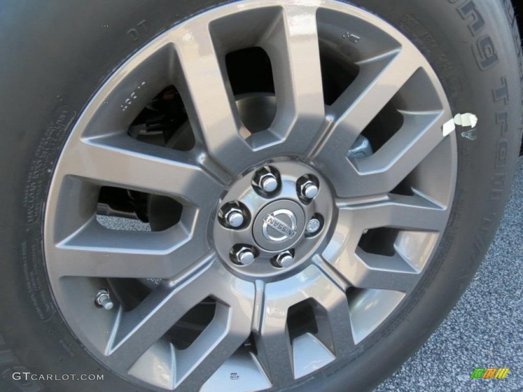 Frontier Auto Sales >> 2012 Nissan frontier custom wheels