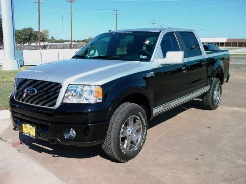2008 ford f150 fx4 supercrew 4x4 regency remington data info and specs. Black Bedroom Furniture Sets. Home Design Ideas