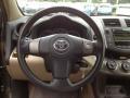 Sand Beige Steering Wheel Photo for 2011 Toyota RAV4 #66865886