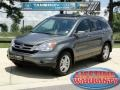2011 Polished Metal Metallic Honda CR-V EX-L  photo #1