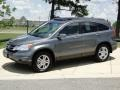 2011 Polished Metal Metallic Honda CR-V EX-L  photo #9