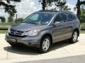 2011 Polished Metal Metallic Honda CR-V EX-L  photo #10