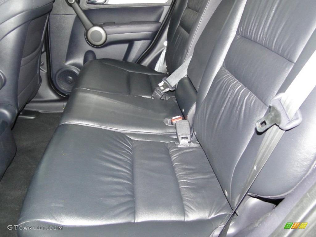 2011 CR-V EX-L - Polished Metal Metallic / Gray photo #25
