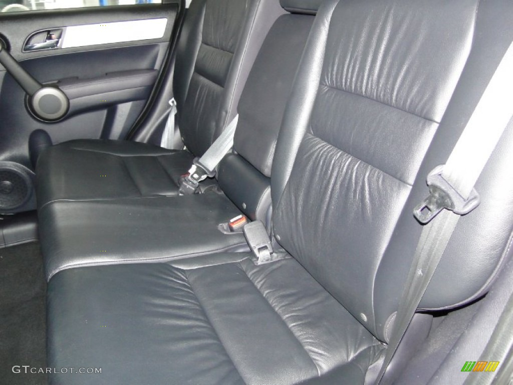2011 CR-V EX-L - Polished Metal Metallic / Gray photo #26