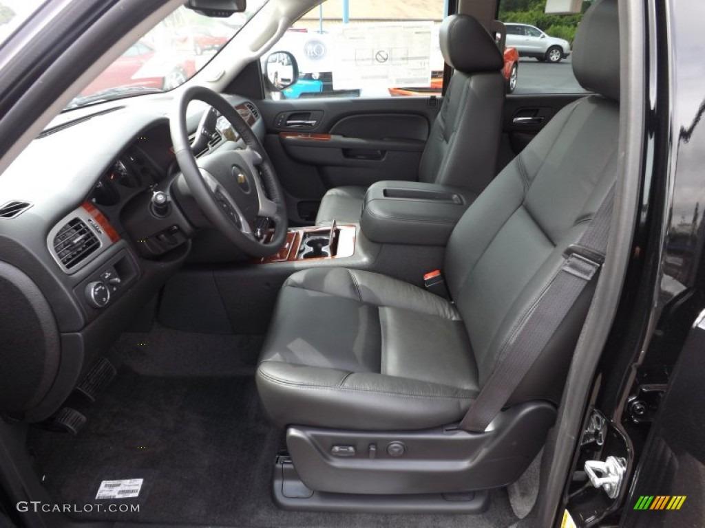 2013 Chevrolet Suburban Ltz Interior Photo 66874184