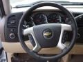 2012 Summit White Chevrolet Silverado 1500 LT Crew Cab 4x4  photo #10