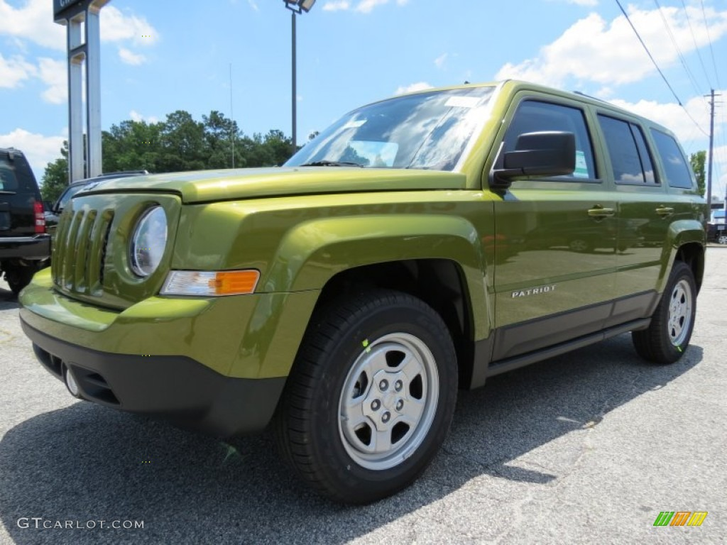 Jeep Patriot Warranty Rescue Green Metallic 2012 Jeep Patriot Sport Exterior ...