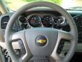 2012 Blue Granite Metallic Chevrolet Silverado 1500 LT Crew Cab 4x4  photo #13