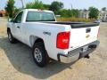 2012 Summit White Chevrolet Silverado 1500 LS Regular Cab 4x4  photo #5