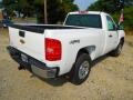 2012 Summit White Chevrolet Silverado 1500 LS Regular Cab 4x4  photo #6