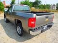 2012 Graystone Metallic Chevrolet Silverado 1500 LS Regular Cab  photo #5
