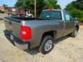 2012 Graystone Metallic Chevrolet Silverado 1500 LS Regular Cab  photo #6