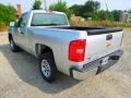 2012 Silver Ice Metallic Chevrolet Silverado 1500 LS Regular Cab  photo #5