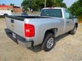 2012 Silver Ice Metallic Chevrolet Silverado 1500 LS Regular Cab  photo #6