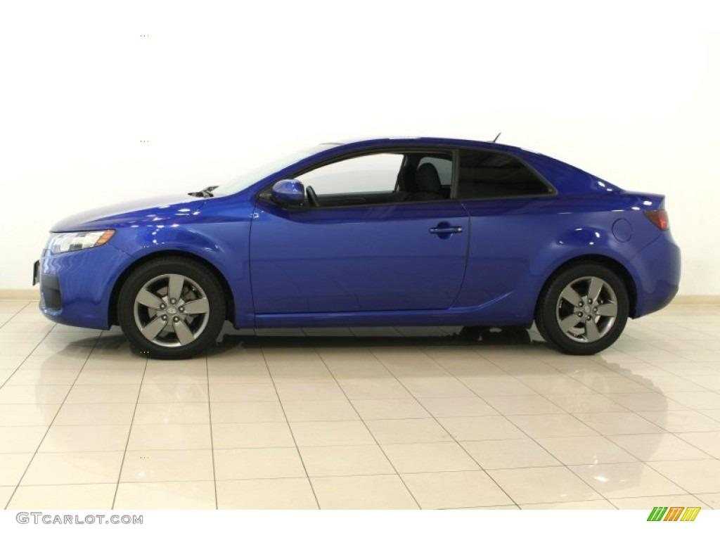 Corsa Blue 2011 Kia Forte Koup Ex Exterior Photo 66879203 Gtcarlot Com