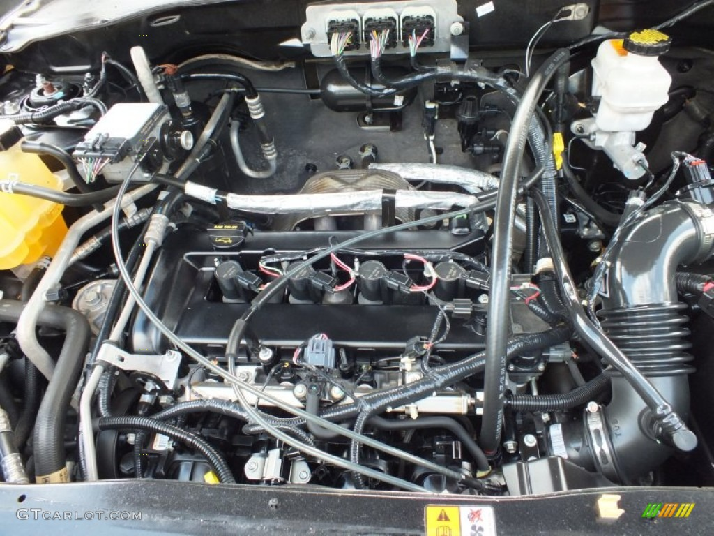 2007 Ford Escape Xls 2 3l Dohc 16v Duratec Inline 4