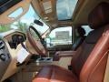 2012 White Platinum Metallic Tri-Coat Ford F250 Super Duty King Ranch Crew Cab 4x4  photo #3