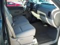 2012 Blue Granite Metallic Chevrolet Silverado 1500 LT Regular Cab 4x4  photo #6