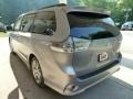 2012 Silver Sky Metallic Toyota Sienna SE  photo #4
