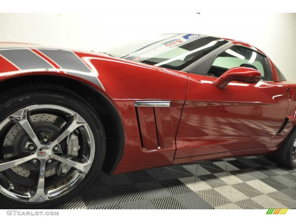2013 chevrolet grand sport 2lt convertible red autos post for Sames red barn motors