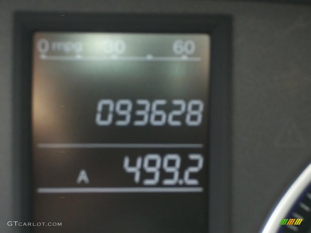 2008 CR-V LX 4WD - Royal Blue Pearl / Gray photo #5
