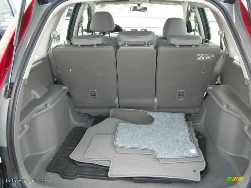 2008 CR-V LX 4WD - Royal Blue Pearl / Gray photo #15
