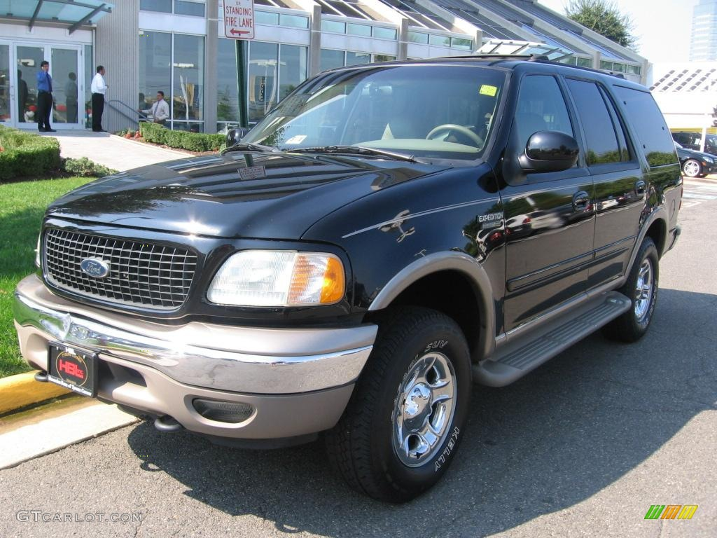 2002 black ford expedition eddie bauer 4x4 6557631 car color galleries. Black Bedroom Furniture Sets. Home Design Ideas