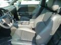Dark Slate Gray Front Seat Photo for 2012 Dodge Challenger #66916828