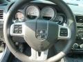 Dark Slate Gray Steering Wheel Photo for 2012 Dodge Challenger #66916867