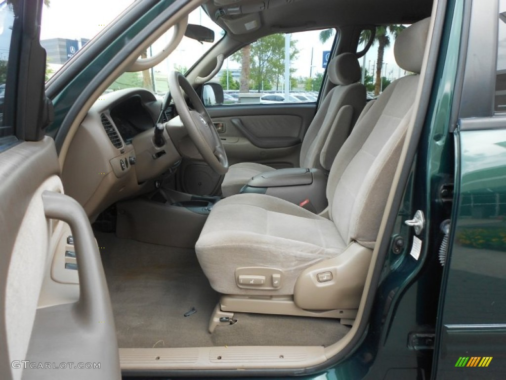 Picture Of 2002 Toyota Sequoia Sr5 4wd Exterior 2017
