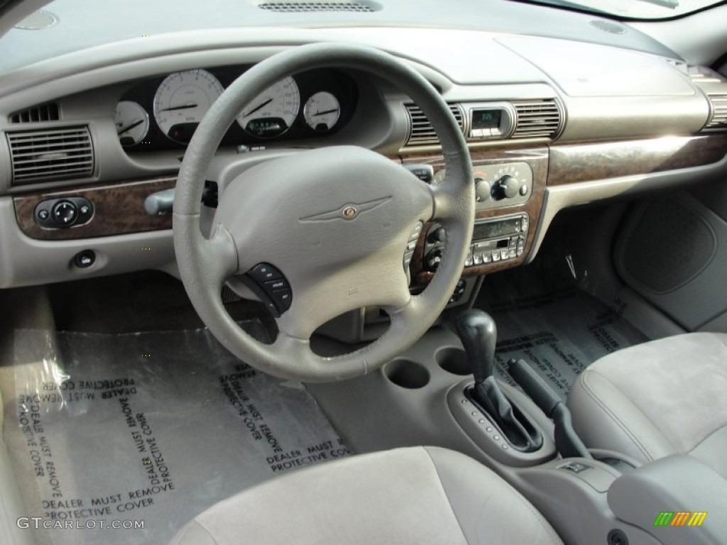 2004 Chrysler Sebring Lxi Sedan Dashboard Photos