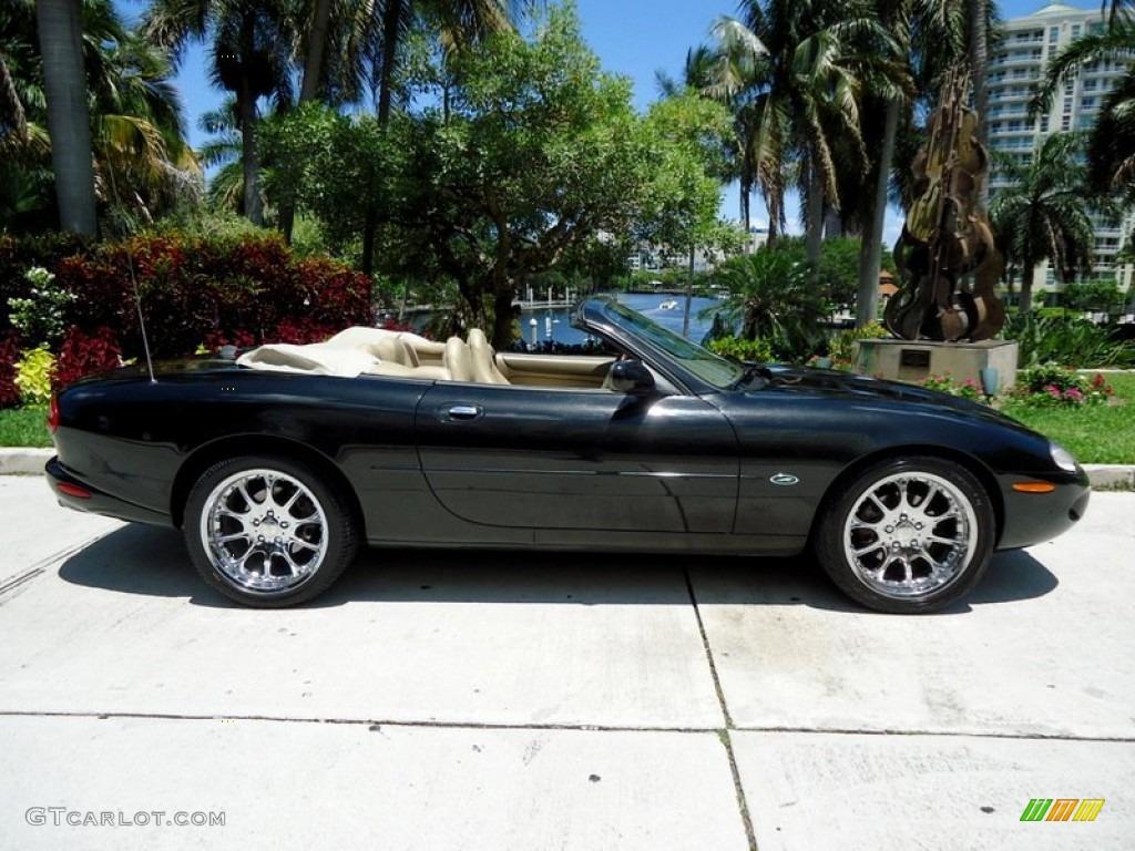 1998 Jaguar Xk Xk8 Convertible Custom Wheels Photo 66945718