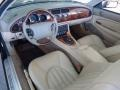 1998 Jaguar XK Cashmere Interior Interior Photo