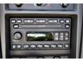 2002 Ford Mustang Medium Graphite Interior Audio System Photo