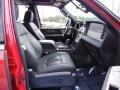 2007 Vivid Red Metallic Lincoln Navigator Luxury  photo #19