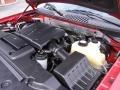 2007 Vivid Red Metallic Lincoln Navigator Luxury  photo #29