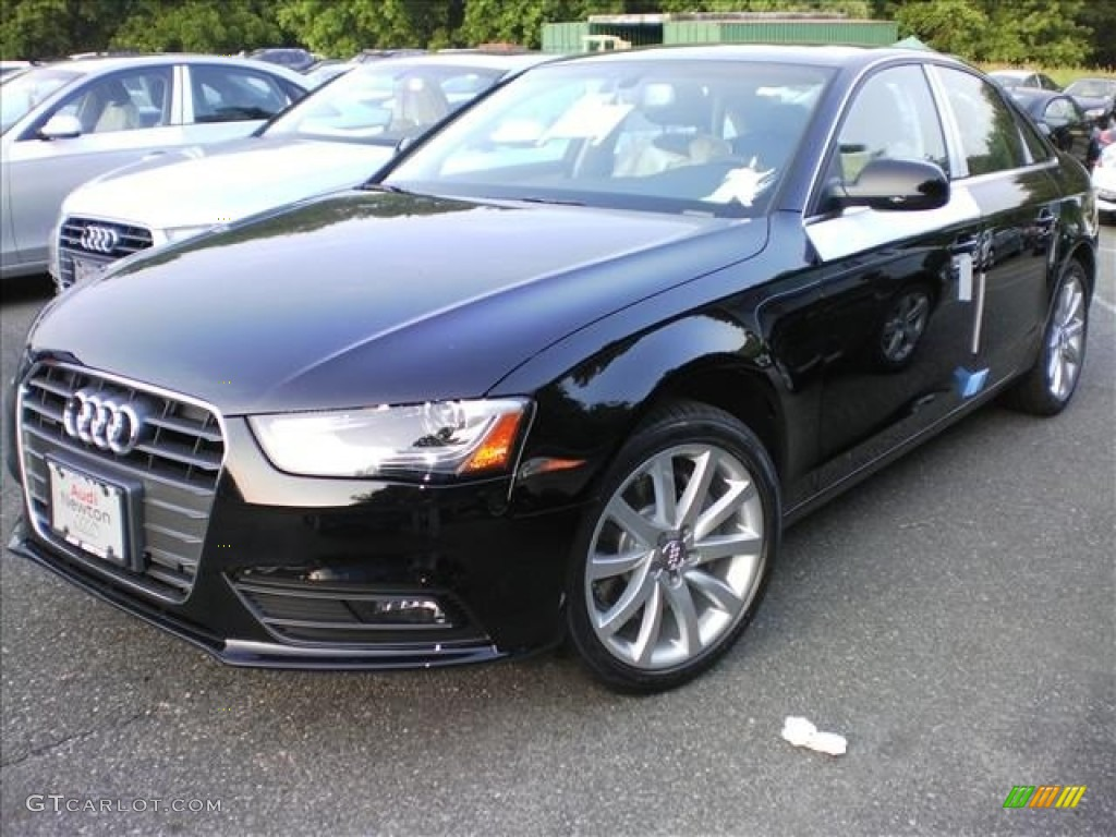 2013 phantom black pearl audi a4 2 0t quattro sedan 66952275 gtcarlot com car color galleries