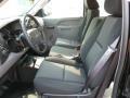 2012 Black Chevrolet Silverado 1500 Work Truck Extended Cab 4x4  photo #16