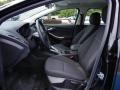 2012 Tuxedo Black Metallic Ford Focus SEL 5-Door  photo #5