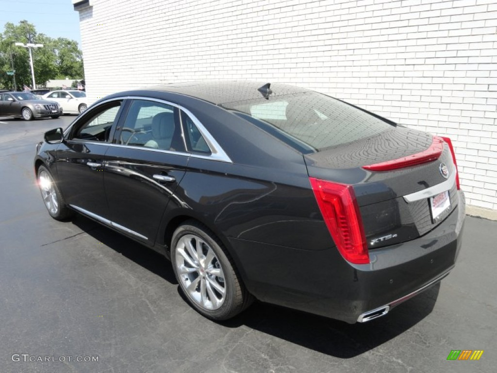 2013 Graphite Metallic Cadillac Xts Luxury Awd 66951604 Photo 6 Car Color