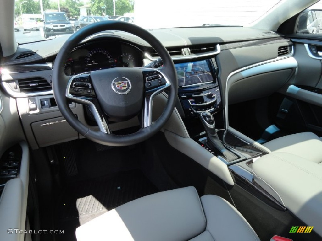shale cocoa interior 2013 cadillac xts luxury awd photo. Black Bedroom Furniture Sets. Home Design Ideas