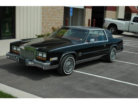 on Cadillac Eldorado 1981 368 Engine
