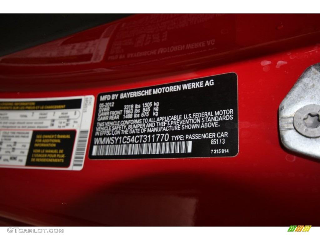 2012 Mini Cooper Roadster Color Code Photos Gtcarlot Com