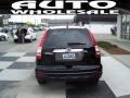 2010 Crystal Black Pearl Honda CR-V EX-L  photo #3