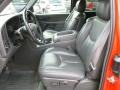 2006 Victory Red Chevrolet Silverado 1500 LT Extended Cab 4x4  photo #16