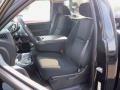 2012 Black Chevrolet Silverado 1500 LT Regular Cab 4x4  photo #17